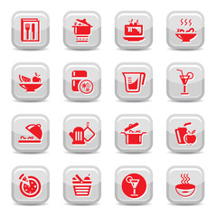 kitchen type icons