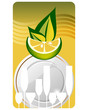 Etichetta detersivo piatti - Limone