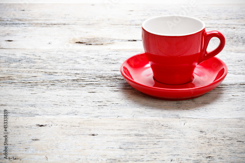 Red cup coffee