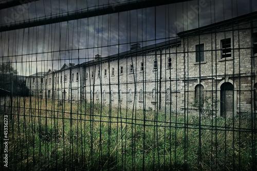 closed asylum