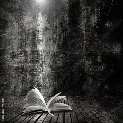 Book in a old Room