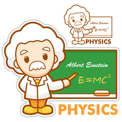 Einstein, the father of physics, Department of Physics