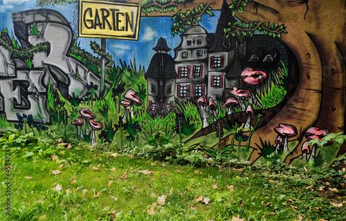 Fototapeten,graffiti,künstler,maler,malerei