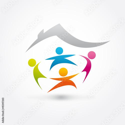 logo association, logo entreprise