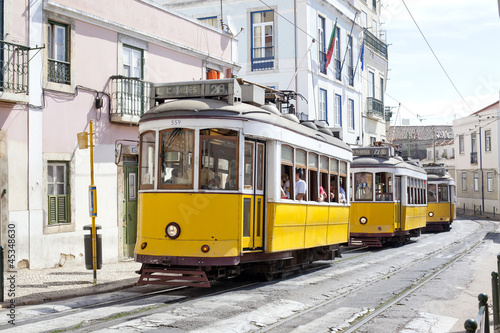 Tramway Lisboa - 45348630