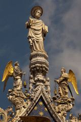St Mark and Angels