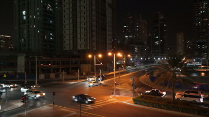 Dubai Intersection still