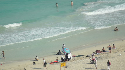 Dubai Jumeirah Beach POV
