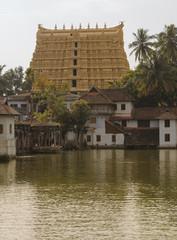 Sri Padmanabhaswamy temple, Trivandrum,  India