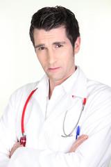 Arrogant doctor