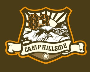 camp label hill