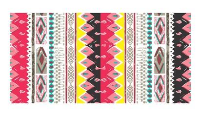 native pattern long