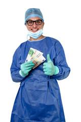 Chirurgo - Guadagnare