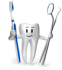 Zahn-Symbol 2