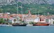 Makarska,der Hauptort der Makarska Riviera