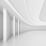 Creative Hall Interior - 45366419