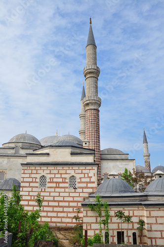 mosque in Edirne, Turkey