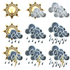 Weather Icons - 1