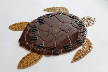 Turtle Glass Fusing