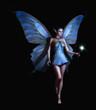 Butterfly Elfe
