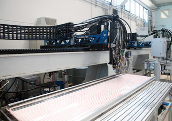 Modern machines for polymer sealing