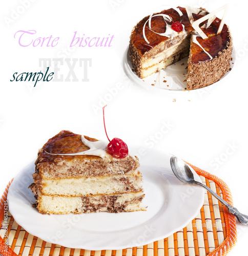 Картинки торт печенье