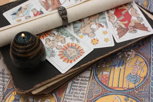 canvas print picture Esotérisme - Astrologie - Voyance