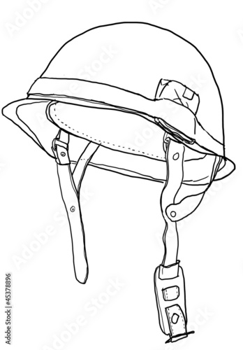 army helmet coloring pages - photo#9
