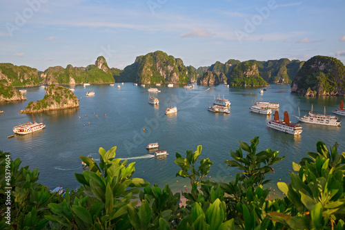 Halong Bay, Vietnam - 45379604