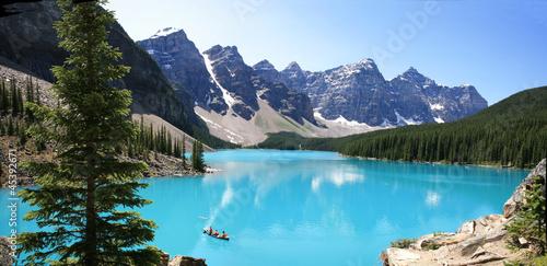 Fototapeten,kanada,see,small,moräne