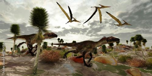 Utahraptor Hunt