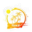 timbre hawaï