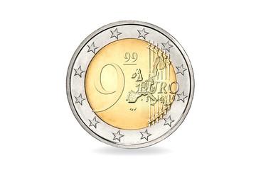 9,99 EUR Münze