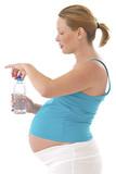 Grossesse - Risque de déhydratation poster