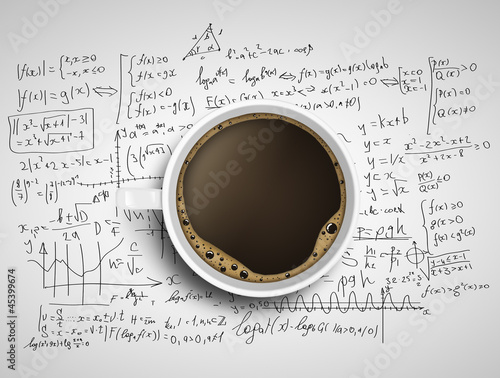 coffee and formulas