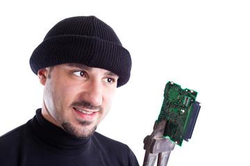 Digital Thief