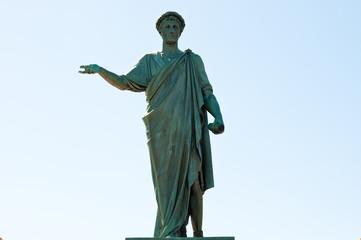 Duke-de-Richelieu monument in Odessa