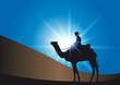 Desert_Soleil_Rayons