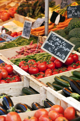 Vegetable Sales