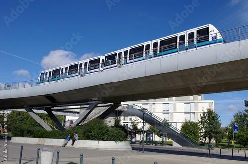 Le métro rennais - 45408853