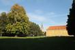 Der Schlossgarten im Herbst