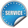 """Sticker """"Service"""""""