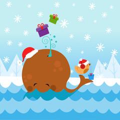 Christmas Whal]