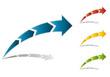 Prozesspfeil - Schema - Präsentation