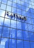 Blaue Fassade - Rating 2