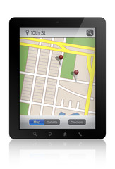 Tablet Maps