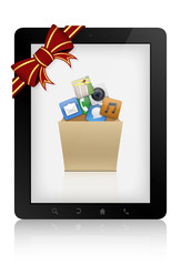 Tablet Apps Gift