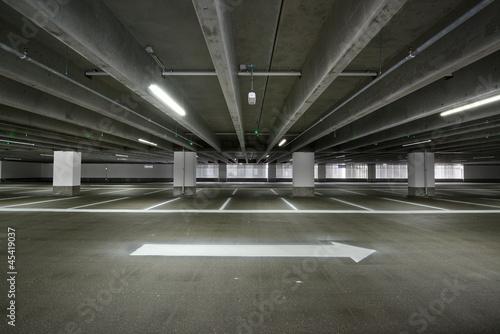 parking garage - 45419037