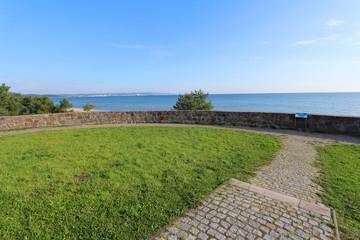 Insel Rügen Prora Aussichtsplattform