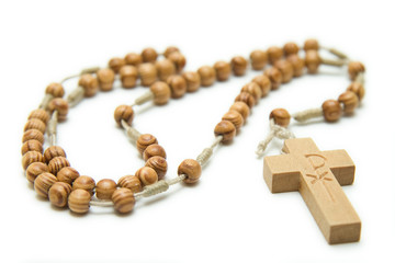 Wooden Rosary 6